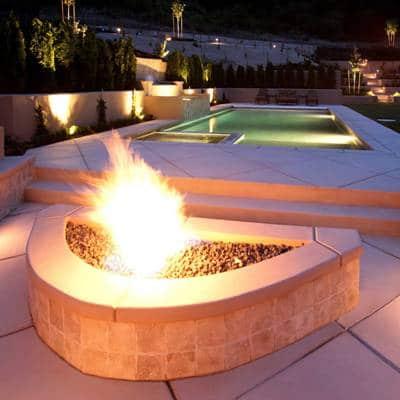 outdoor heating in Sacramento California