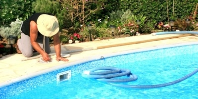 Monthly Swimming Pool Cleaning Service